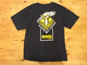 "IRWIN ""NATIONAL TRADES MEN DAY""T-SHIRT / XL / USED"