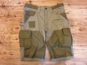 ATLAS46 CONCORD WORK SHORTS / COYOTE