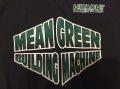 "HITACHI POWER TOOLS ""MEAN GREEN BUILDING MACHINE""T SHIRT / L"