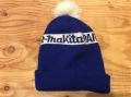 MAKITA VINTAGE KNIT HAT BLUE / USED