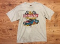 "MAKITA VINTAGE T SHIRT ""MAKITA RACING"" USED SIZE L"