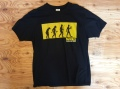 "DEWALT ""Evolution Tools"" Logo Guaranteed Tough T SHIRT /SIZE L"