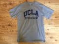 UCLA Theater-Film-TV Marble Letter T-Shirt