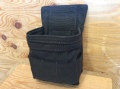 ATLAS46 TAPE POUCH /BLACK