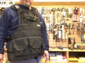 ATLAS46 JourneyMESH™ Chest Rig with Cargo Pockets v2 / BLACK