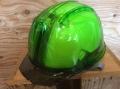 DICヘルメット  AP11-CW スケルトングリーン