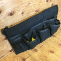 ATLAS46 MISSISSIPPI TOOL POUCH / BLACK