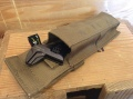 ATLAS46 MULTI PURPOSE TOOL POUCH /COYOTE / BLACK