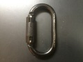 FUSION STEEL CARABINERS FP-9108-BLK