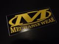 MECHANIX WEAR LOGO STICKER