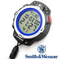 [正規品] スミス&ウェッソン Smith & Wesson ストップウォッチ STOP WATCHR BLACK/ORANGE SWW-100