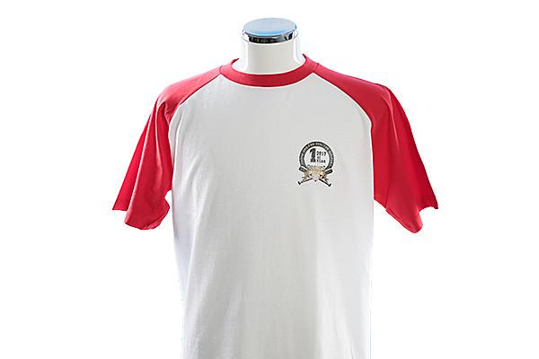 Tシャツ_赤