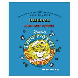 ライオンドリップコーヒー オリジナル 8g×10個