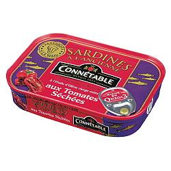 コネタブル オリーブオイルサーディン サンドライドトマト風味 115g×15個