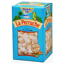 ペルーシュ キューブシュガー ホワイト(角砂糖) 750g×8個