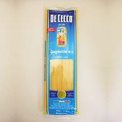 ディチェコ NO.11 スパゲッティーニ 500g×24個