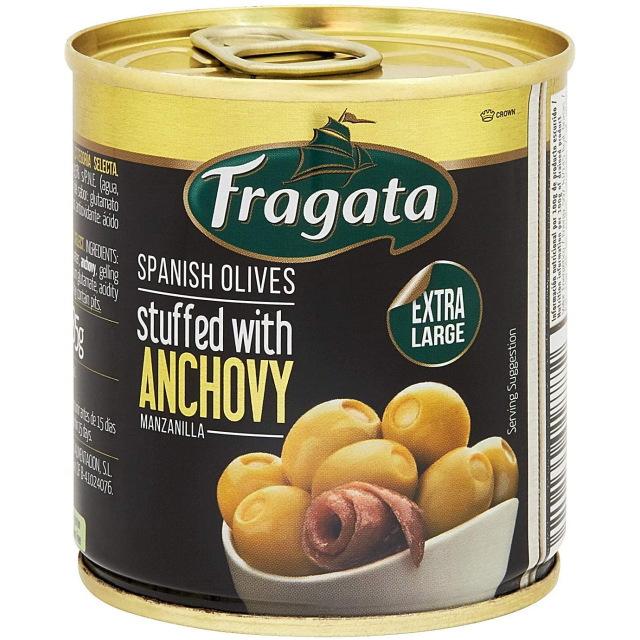 フラガタ セレクション アンチョビオリーブ 85g×12個