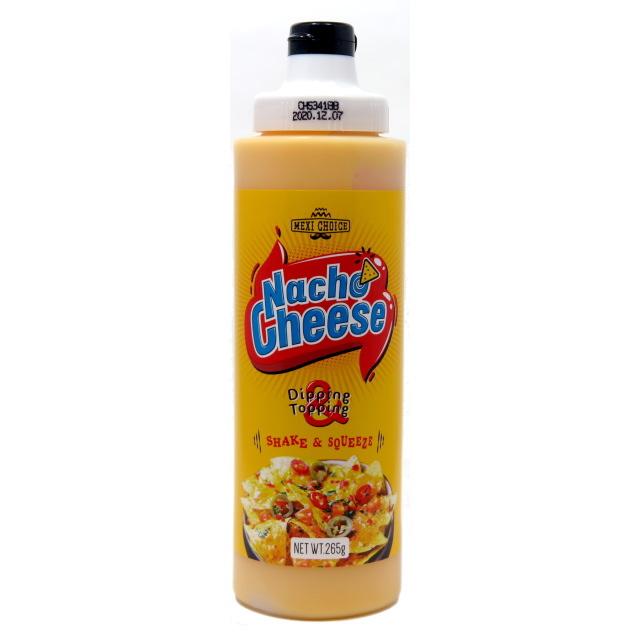 メキシチョイス ナチョチーズ 265g×8個