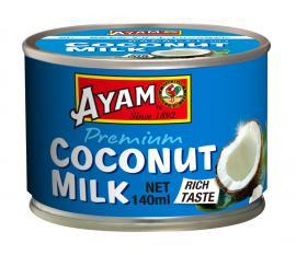 アヤム ココナッツミルク プレミアム 140ml×20個