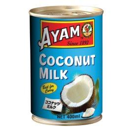 アヤム ココナッツミルク 400ml×12個