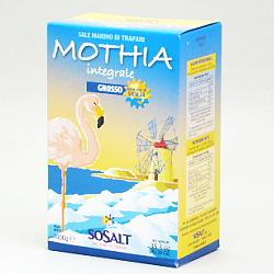 ソサルト モティア サーレインテグラーレ グロッソ(粗粒) 1kg×12個
