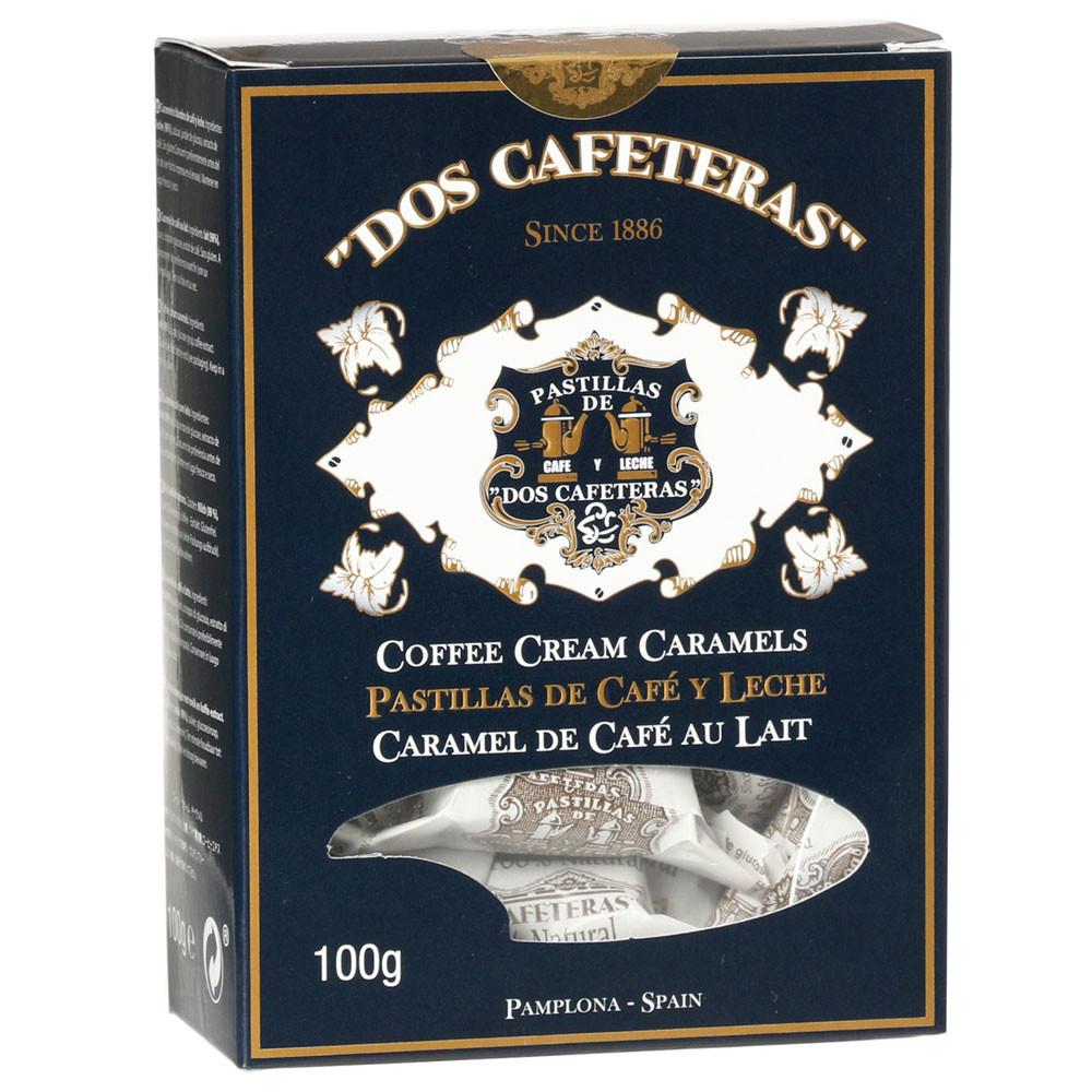 ドス・カフェテラス コーヒークリームキャラメル 100g×12個