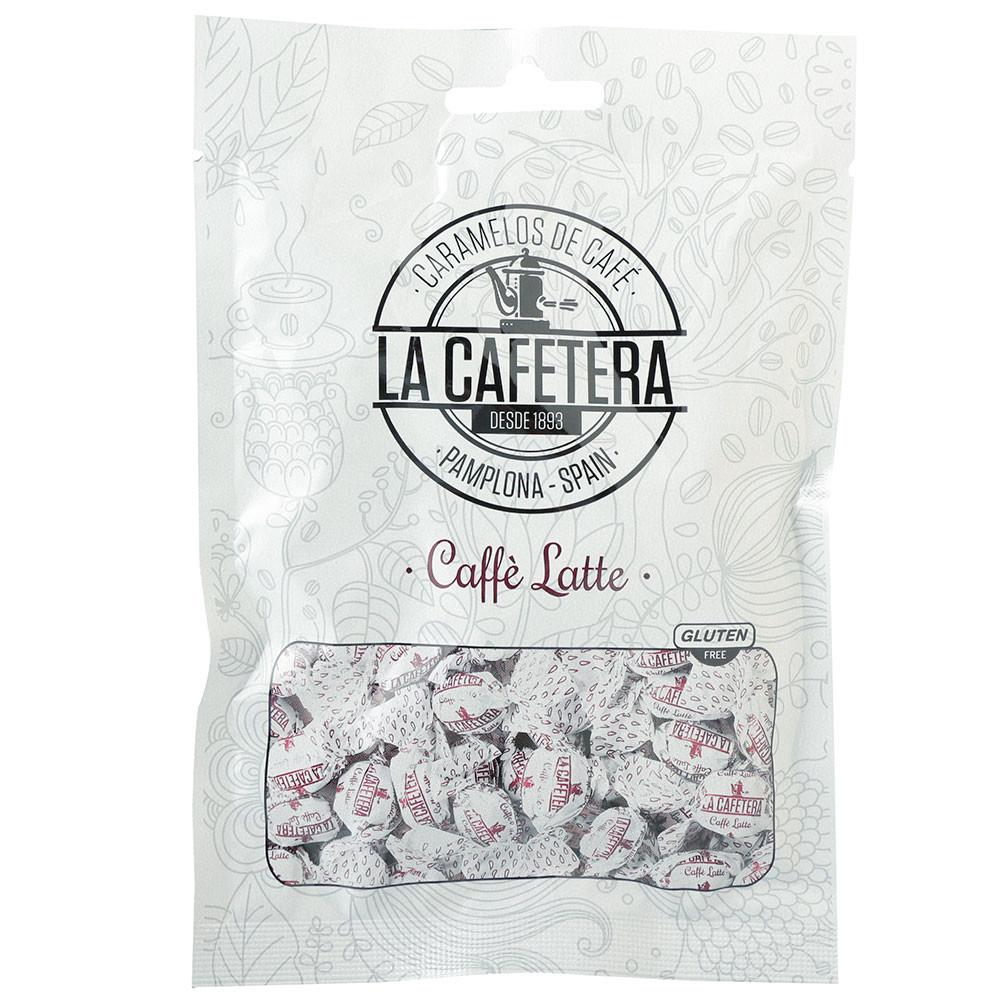 ラ・カフェテラ カフェラテキャンディ 45g×12個