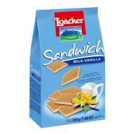 ローカー サンドイッチ ミルクバニラ 200g×18個