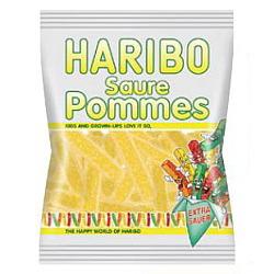 ハリボー サワーレモン 100g×24個