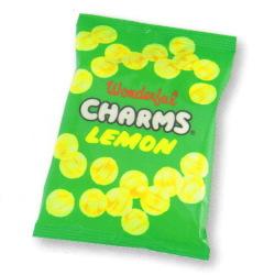 チャームス ドロップ レモン 45g×10個