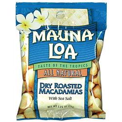マウナロア マカデミアナッツ ペグパック 32g×18個