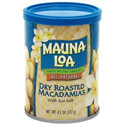 マウナロア マカデミアナッツ 127g×12個