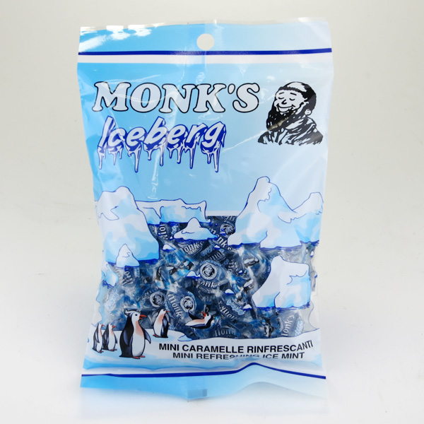 アケラス モンクス アイスバーグ キャンディバッグ 50g×24個