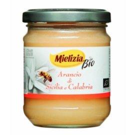 ミエリツィア オレンジの有機ハチミツ 250g×6個