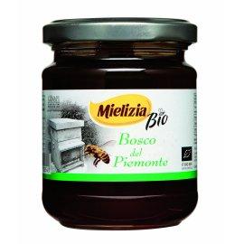 ミエリツィア ピエモンテの森の有機ハチミツ 250g×6個