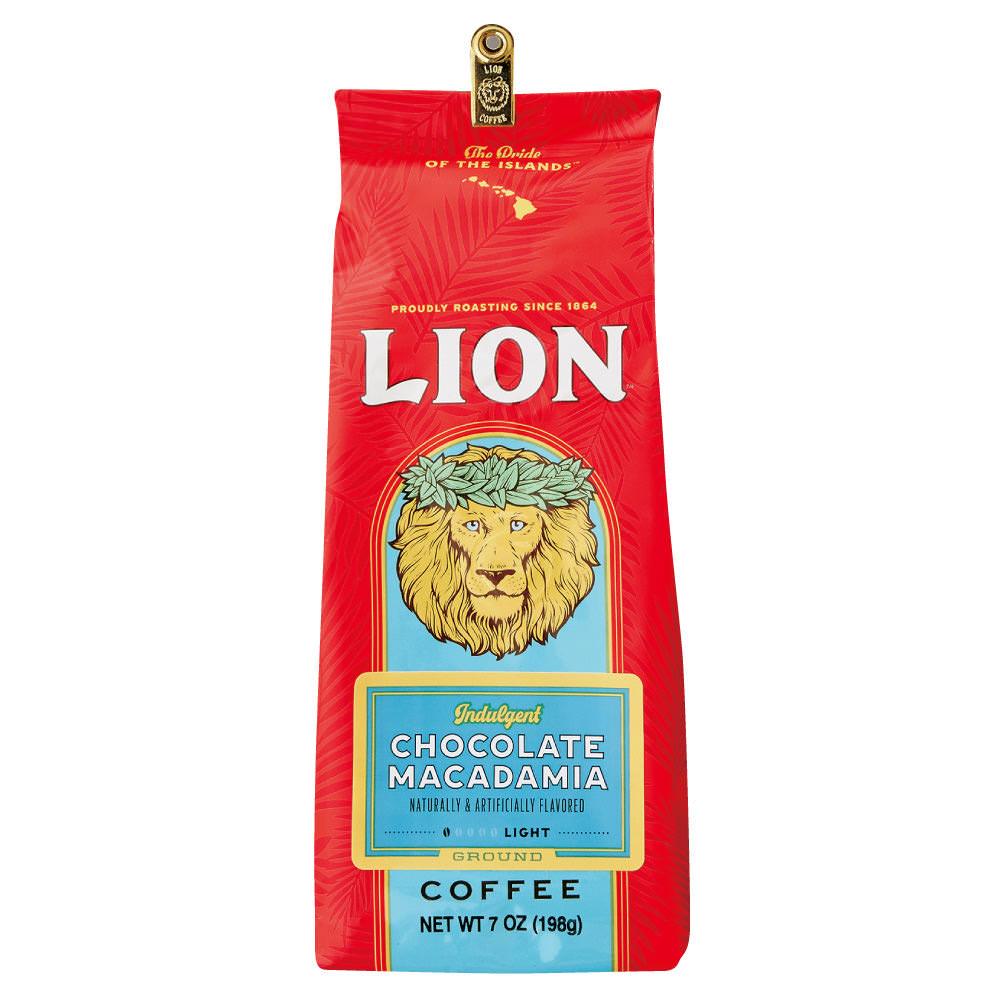ライオンコーヒー チョコマカダミア 198g×15個