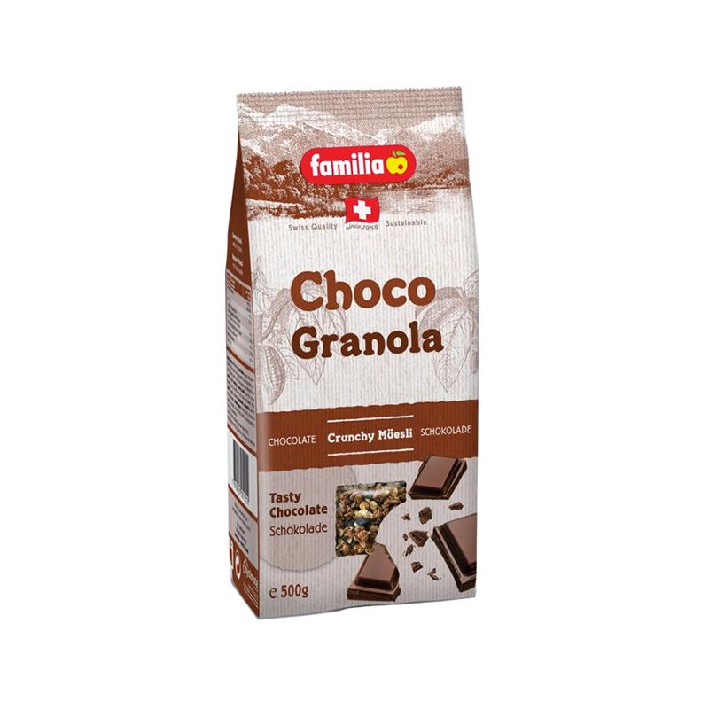 ファミリア チョコクランチ 500g×12個
