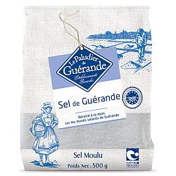 ゲランドの塩 顆粒 袋 500g×12個