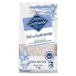 ゲランドの塩 あら塩 袋 1kg×12個