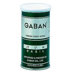 ギャバン スペシャルバジル ミジン切り 缶 27g×6個