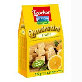 ローカー クワドラティーニ レモン 125g×12個