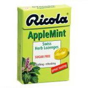 リコラ アップルミント シュガーフリー 45g×10個