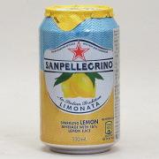 サンペレグリノ スパークリング フルーツベバレッジ リモナータ(レモン) 330ml×24個