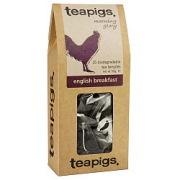 ティーピッグス 紅茶 イングリッシュブレックファスト 15TB×6個
