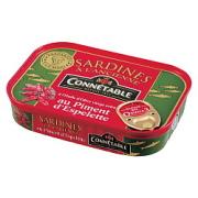 コネタブル オリーブオイルサーディン チリ風味 115g×15個