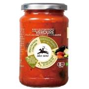 アルチェネロ 有機パスタソース トマト&香味野菜 350g×12個
