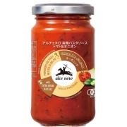 アルチェネロ 有機パスタソース トマト&オニオン 200g×12個