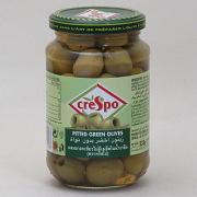 クレスポ グリーンオリーブ 種抜き 瓶 160g×12個