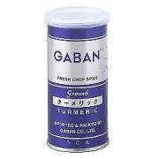 ギャバン ターメリック パウダー 缶 80g×6個