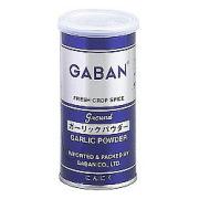 ギャバン ガーリック パウダー 缶 90g×6個